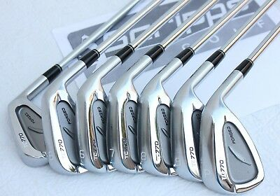 Fourteen TC-770 Forged 4-PW Iron Set Golf Nippon Shaft Modus 3 Tour 105 Flex-S