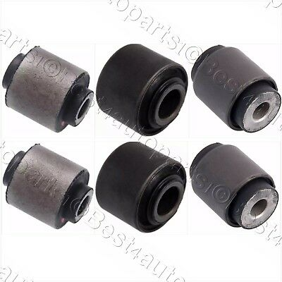MEVOTECH REPLACEMENT REAR Trailing Arm Bushings Pair For