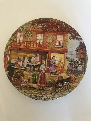 Jacobsens Bakery collectable tin