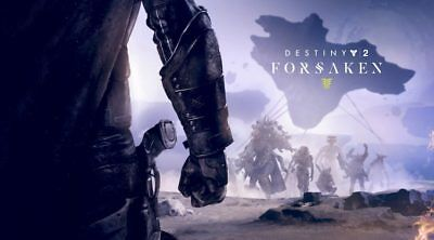 Destiny 2 Forsaken campaign+the dreaming city. Very Fast Recovery PS4/PC/Xbox