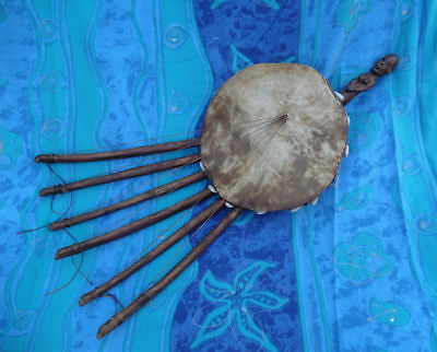 SUMBA TOBA BATAK INDONESIA MUSIC LUTE STRING INSTRUMENT EARLY 20th CENTURY