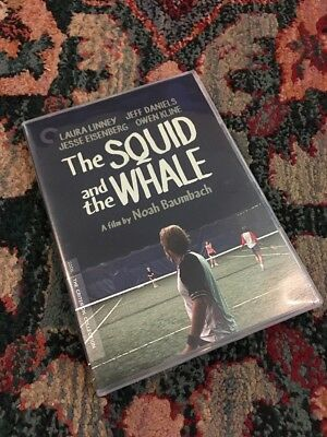 The Squid and the Whale (The Criterion Collection) DVD NEW