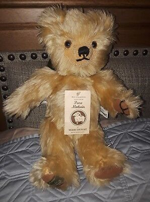 LIMITED EDITION HARRODS Merrythought  Mohair Bear jointed  W/Growler 14""
