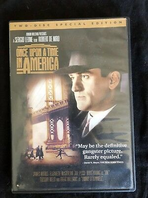 Once Upon a Time in America (2-Disc Special Edition DVD) Sergio Leone