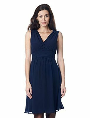 (TG. Medium) C165 - Dark Blue Noppies -  Abito  - fasciante - Donna C165 - (5NX)