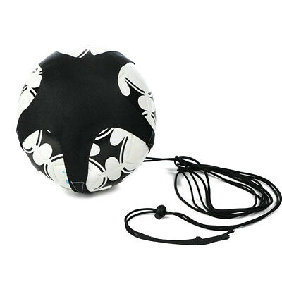 Soccer Football Self Training Kick Trainer Aid Equipment Waist Belt Returner