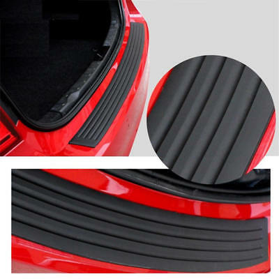 Car SUV Door Sill Guard Body Bumper Protector Trim Cover Protective Strip
