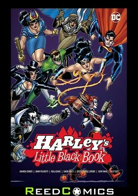 HARLEYS LITTLE BLACK BOOK GRAPHIC NOVEL New Paperback Collects 6 Part Series
