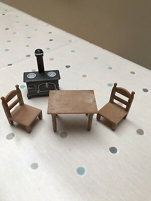 Sylvanian Families Figures And Furniture