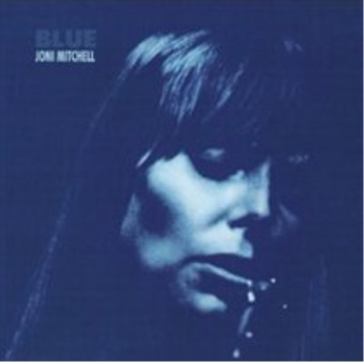 Joni Mitchell-Blue VINYL NEW