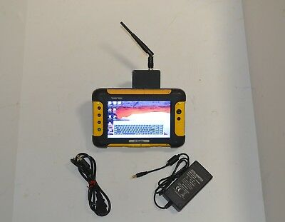 TRIMBLE YUMA TABLET w/ FIELD LINK & 2.4GHz RADIO
