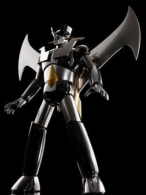 Soul of Chogokin GX-70CN MAZINGER Z D.C. CHROME NOIR Action NEW Figure BANDAI