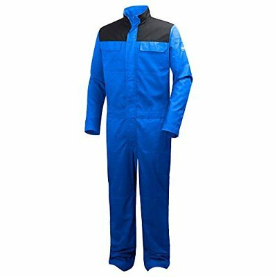 Helly Hansen Workwear lavoro Overall Sheffield Montage Overall, Blu, 76667 (N2E)