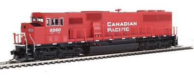Walthers 910-20305 HO Canadian Pacific EMD SD60M with 3-Piece Windshield #6258