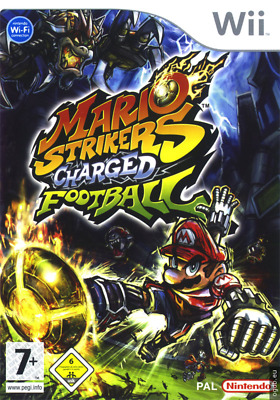 Nintendo Wii Spiel - Mario Strikers Charged Football mit OVP