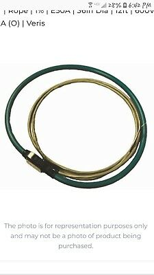 Veris Industries U018-0008 Flexible Current Transducer, Rog, 11.5inD, 12ft, 600V