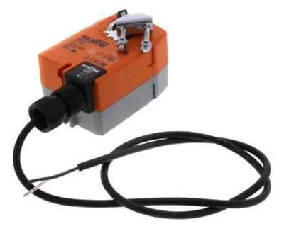 Belimo TFB120 Damper Actuator, Fail Safe Spring Return, 22in-lb, 100~240 VAC,