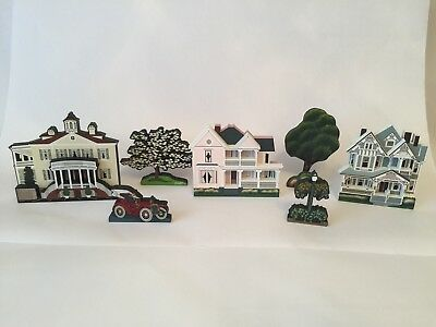 Sheila's Collectible House & accessories lot