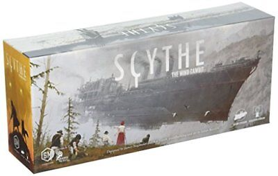 Stonemaier Games STM631 Scythe The Wind Gambit Expansion Game