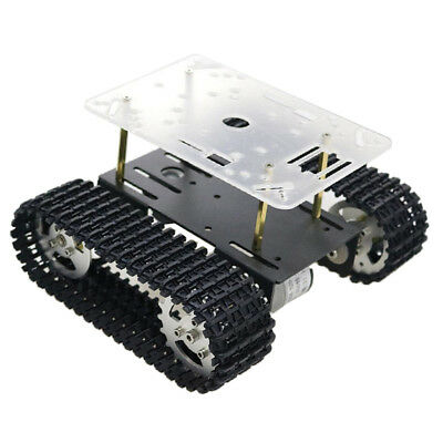 T101 Smart Robot Tank Chassis DIY Kit Car Arduino Arduino Raspberry Pi DIY