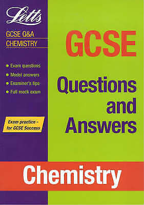 MINT CDN - GCSE Questions and Answers Chemistry by Graham Booth, G.R. McDuell...