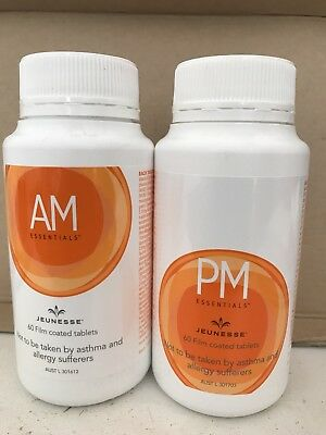 Jeunesse AM and PM supplement