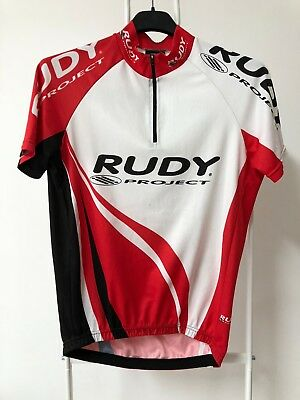 maglia ciclismo rudy project tg.L cycling bike bici jersey team cycles W353