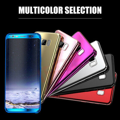 360°Shockproof Full Body Hybrid Case Cover For Samsung Galaxy S10 S9 S8 Plus S7