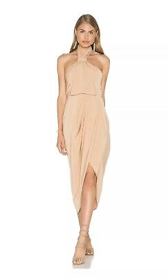 de1d94e563e SHONA JOY KNOT Draped Dress - Cornflower - Size 2 -  80.00