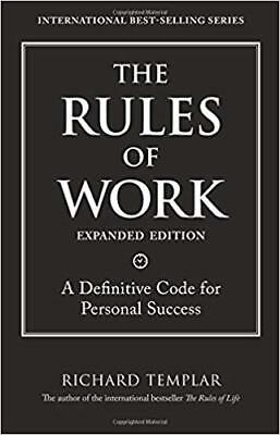 [PDF] The Rules of Work - A Definitive Code for Personal Success (Digital Book)