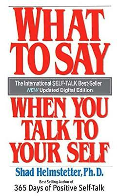 [PDF] What To Say When You Talk To Yourself - Shad Helmstetter (Digital Book)