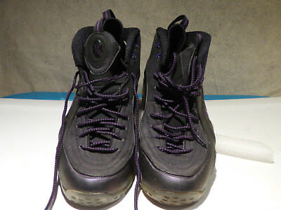official photos 05f49 c5a19 Nike Air Max PENNY 1 2 HALF CENT EGGPLANT PURPLE BLACK Size 11 344646-