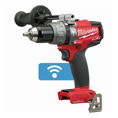 """Milwaukee 2706-20 M18 FUEL 1/2"""" Hammer Drill/Driver with ONE-KEY (Bare Tool)"""