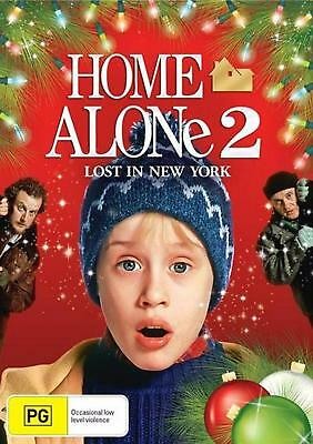Home Alone 2 - Lost In New York - DVD Region 4 Free Shipping!