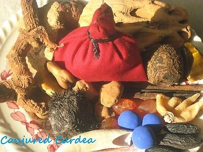 Protection Mojo-Hoodoo, Voodoo, Witchcraft-Magical and Mundane Protection