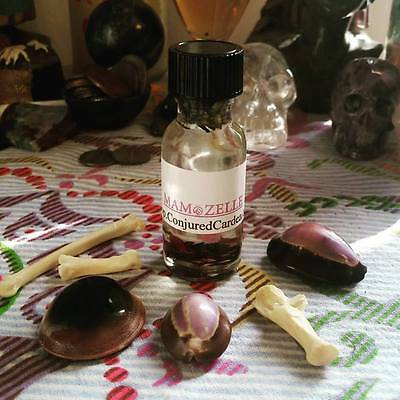 Mam'zelle Oil-Hoodoo, Voodoo, Witchcraft-Triple Strength To Draw Luck and Love
