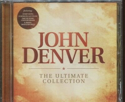 John Denver - The Ultimate Collection - Cd