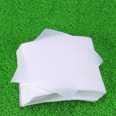 50pcs Anti-static Lint-free Wipe Dust Free Paper Dust Paper Fiber Optic Tool