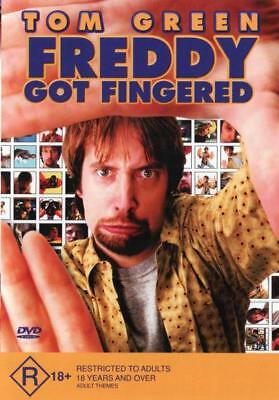 Freddy Got Fingered  - DVD - NEW Region 2