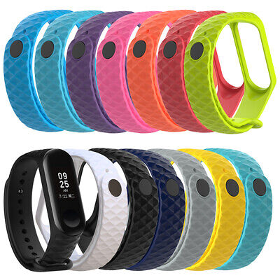 For Xiaomi Mi Band 3 Replacem Sport Wrist Band Watch Strap Bracelet Accessories