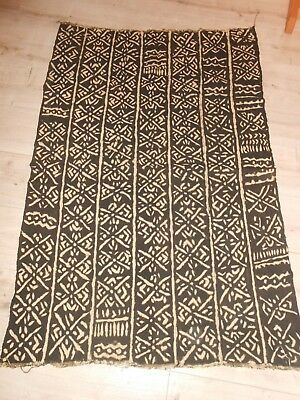 bogolan Mudcloth  Mali,  traditionelle Designs