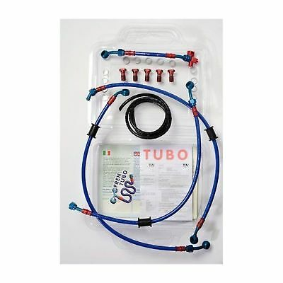 Frentubo kit tubi suzuki rm cross 125 84 no bulloni 1 132031-3