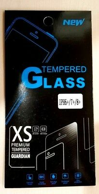Full Cover Tempered Glass Screen Protector for iPhone X, Xs Max, XR, 8, 7 6 Plus