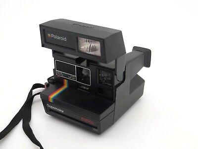 Polaroid Supercolor 635 CL camera Sofortbildkamera si238
