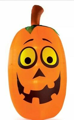 Giant Inflatable Halloween Pumpkin, 3 metres tall!