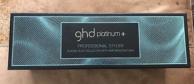 GHD PLATINUM PLUS Professional Styler Glacial Blue Collection ... 58c4e0cd55