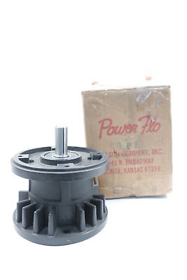 Powerflow 399-3G Pneumatic Clutch 1-1/8in 1125-tcc