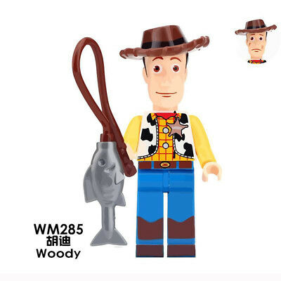 WM285 Kids Toy Movie Gift Custom Rare #285 Character Classic Compatible #H2B