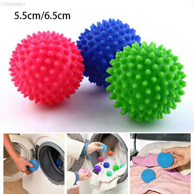 AEDA Plastic Natural Dryer Balls No Chemical Soften Fabric Wash Clothes Clean