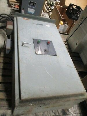 Russelectric Automatic Transfer Switch RMT-6003CE 600A 120/240V 3Ph 4W 60Hz Used